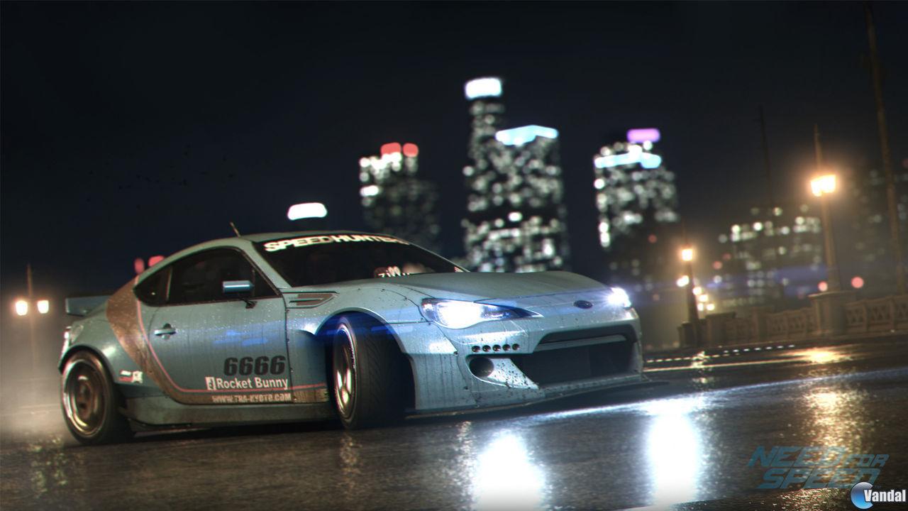 Presentadas las opciones de personalización de Need for Speed