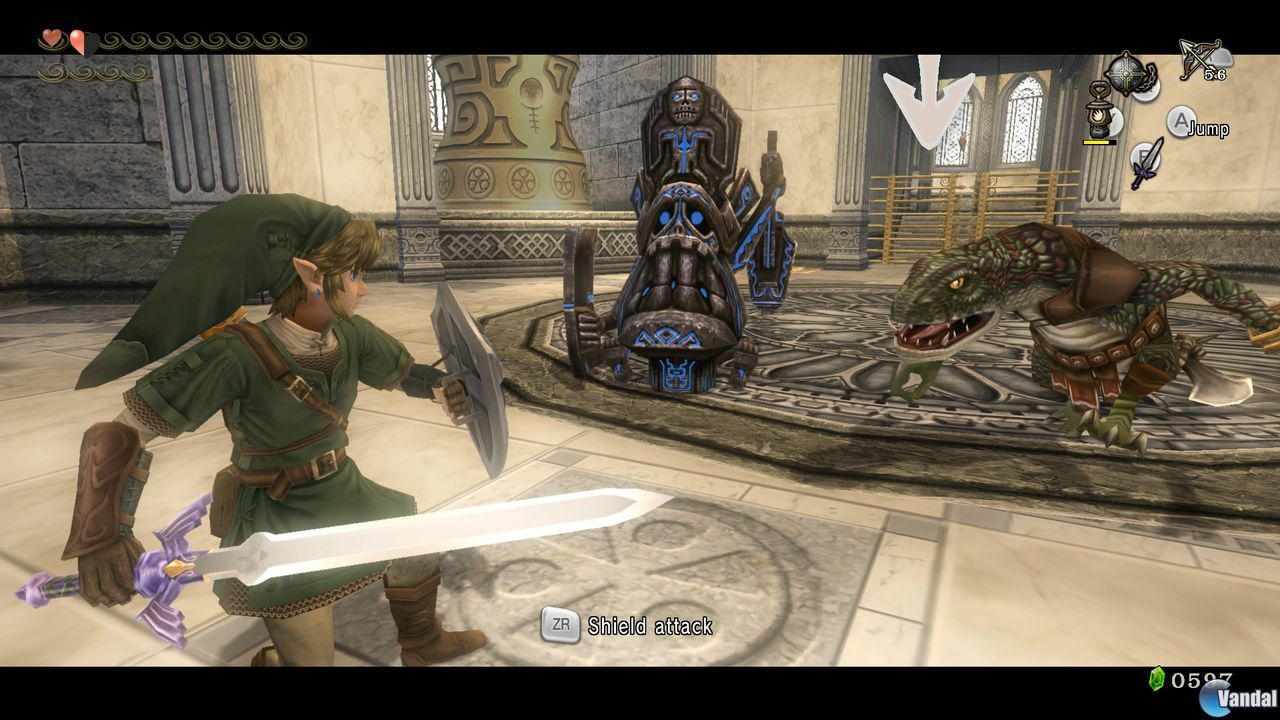legend of zelda twilight princess lanzamiento: