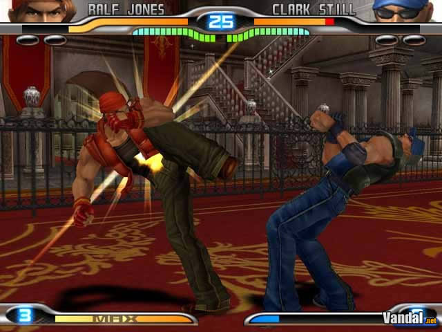King of Fighters Maximum Impact 2 llegar� este oto�o