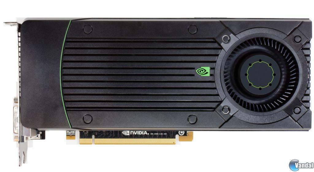 Nvidia lanza la tarjeta gráfica GTX 670
