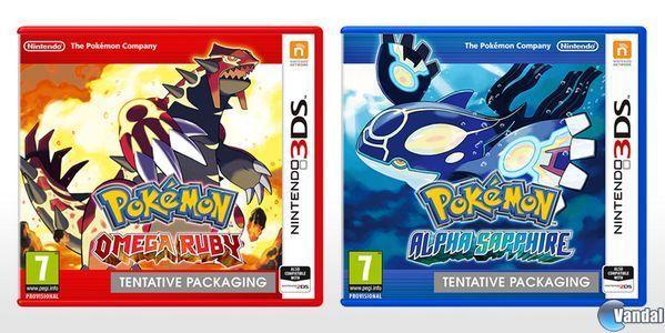 Anunciado el remake de Pokémon Rubí y Zafiro para este año 201457161617_1