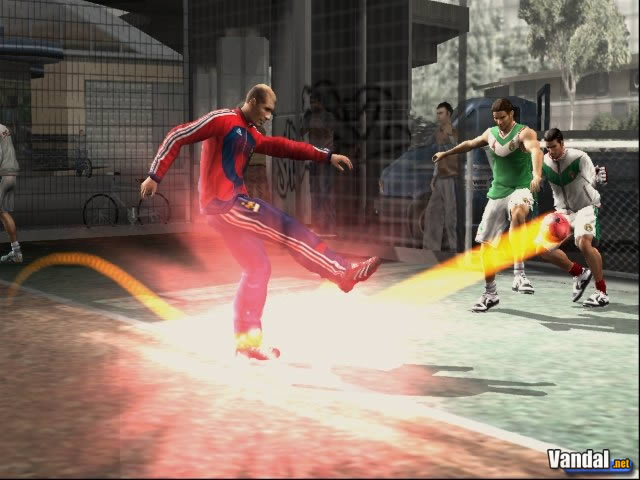 Nuevas imgenes de FIFA Street 2 para Xbox