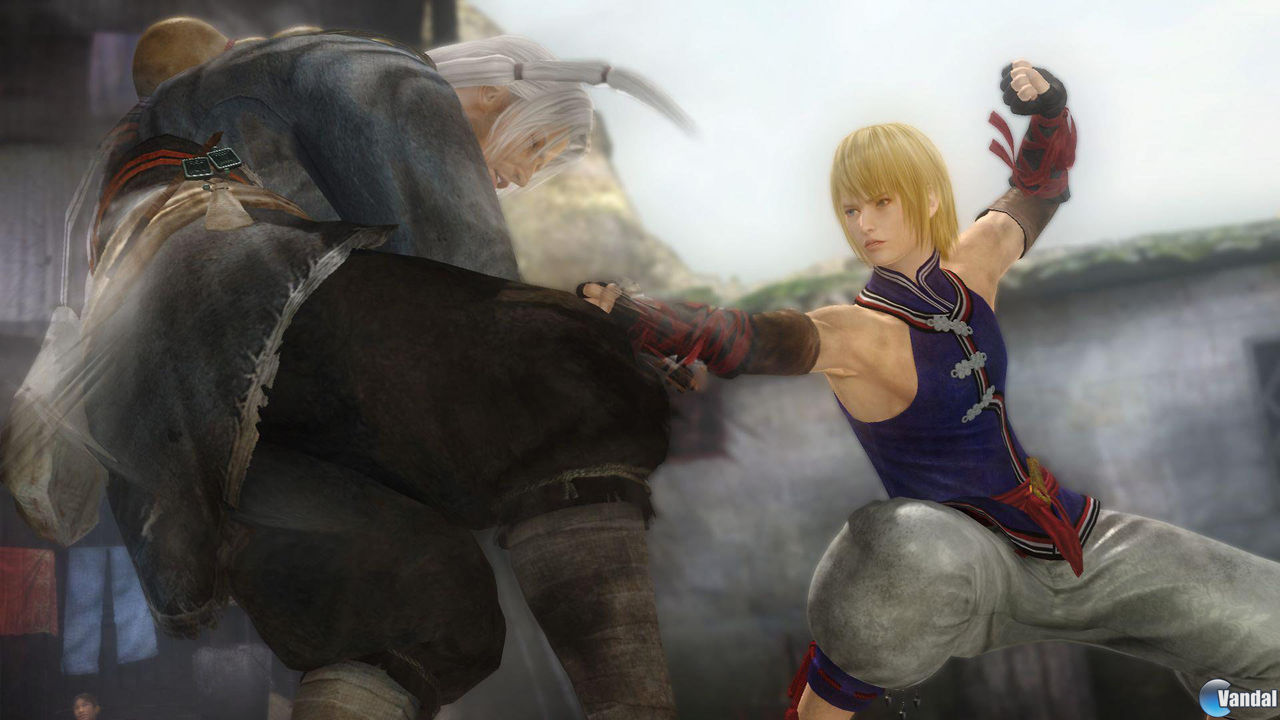 Eliot y Brad Wong se enfrentan en las nuevas imgenes de Dead or Alive 5