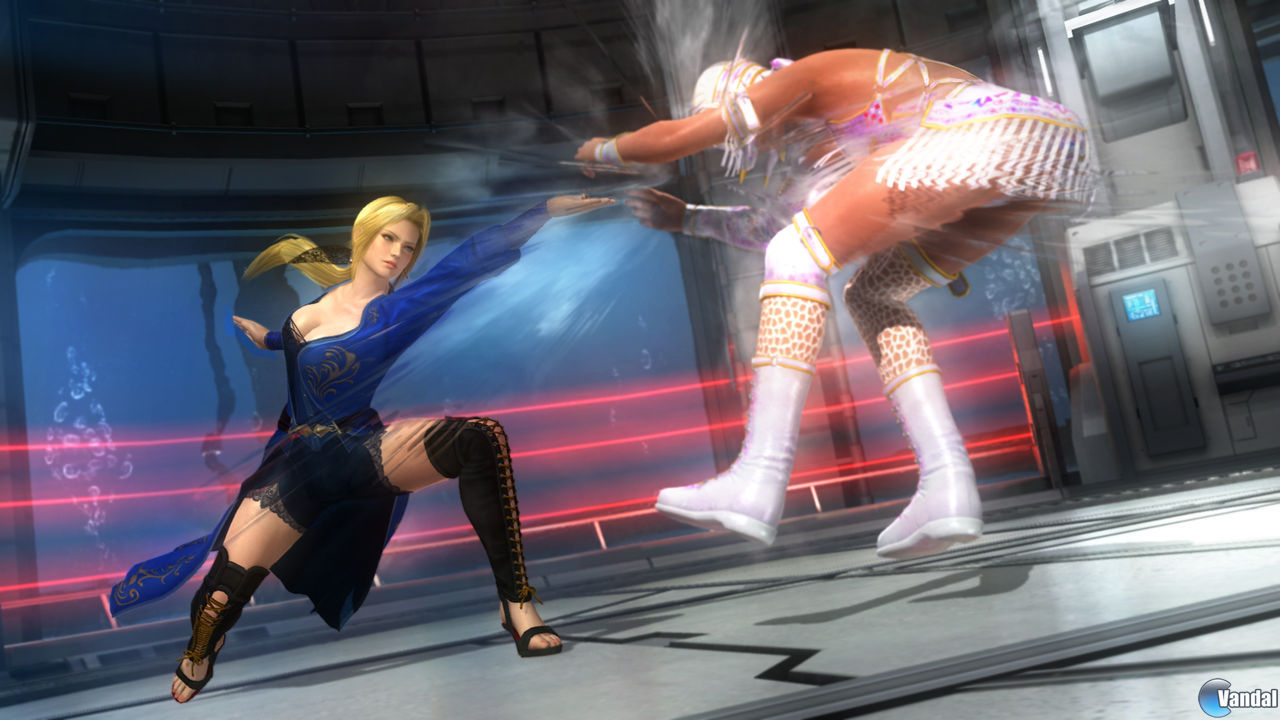 Helena Douglas y Lisa Hamilton volvern a luchar en Dead or Alive 5
