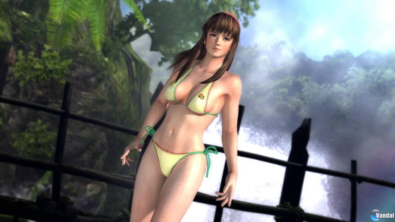 Los aficionados pidieron pechos ms grandes en Dead or Alive 5