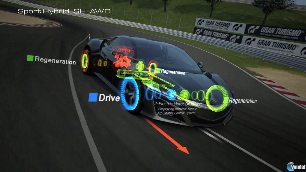 Los �ltimos v�deos de Gran Turismo 5 muestran nuevos circuitos