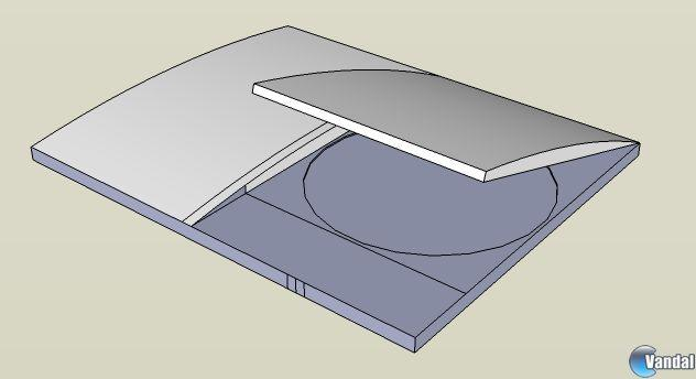 Un usuario recrea el posible aspecto de la nueva PS3 Slim