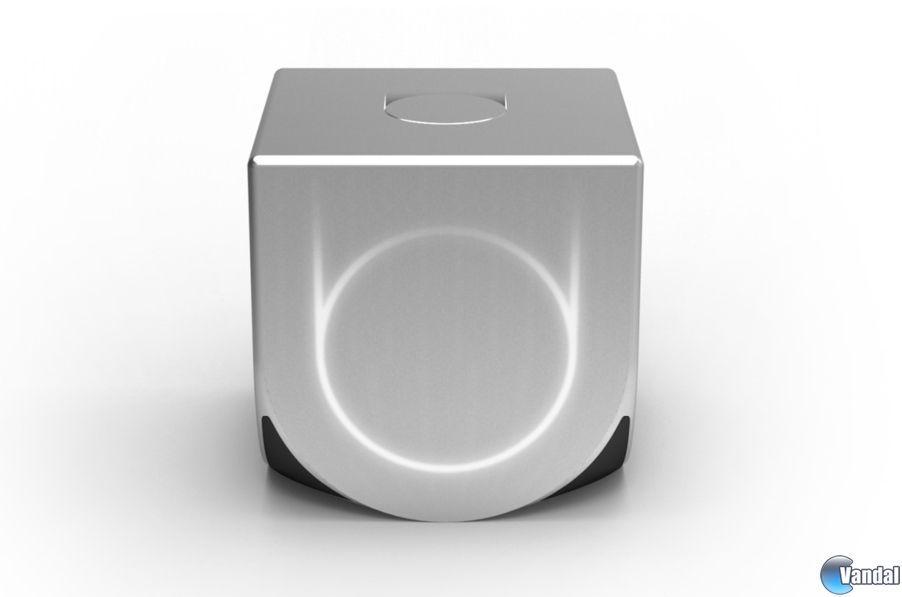 Ouya tendr el tamao de un cubo de Rubik