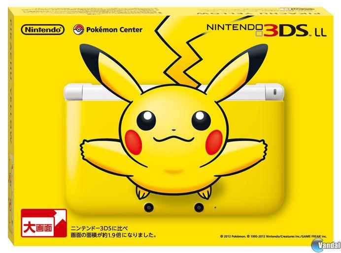 Cientos de clientes hacen cola para reservar la Nintendo 3DS XL de Pikachu