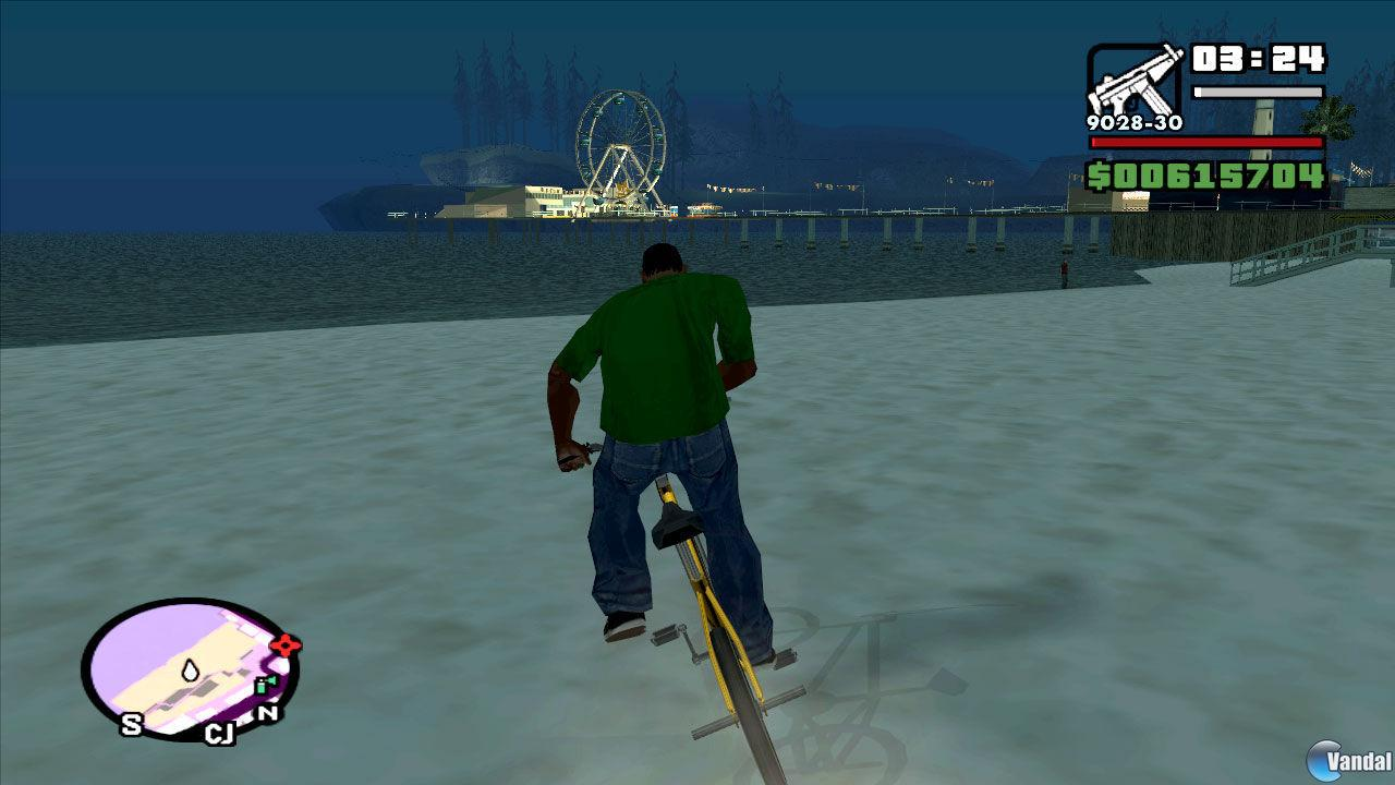Realizan una comparativa grfica entre GTA V y GTA: San Andreas