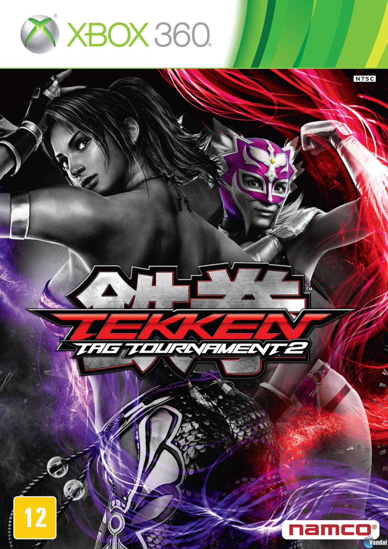 Revelados los diseos de portada de Tekken Tag Tournament