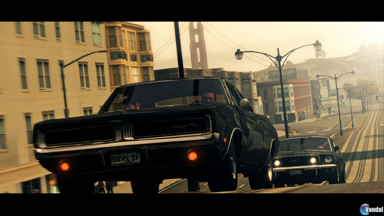 Nuevas imgenes de Driver: San Francisco