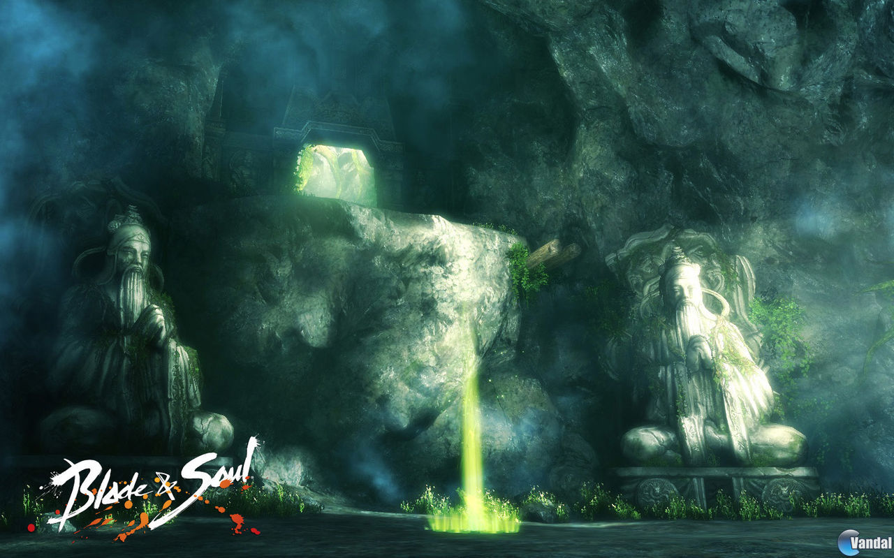 Blade and Soul llegar a Europa; primeras imgenes y vdeo