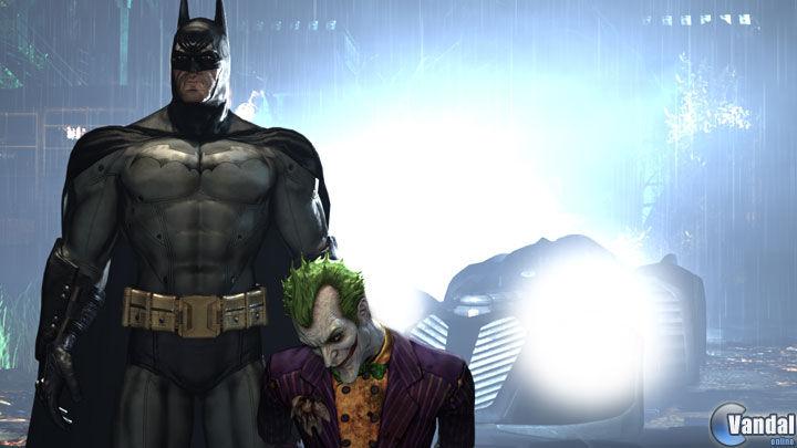 Nuevas imágenes de Batman: Arkham Asylum