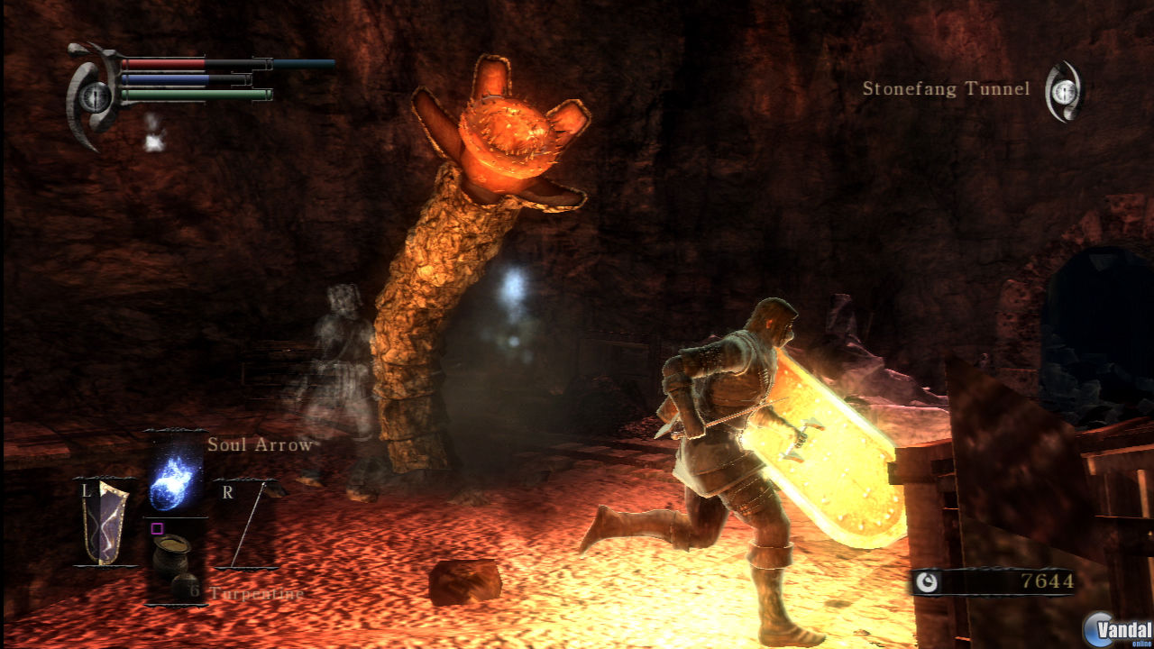 La decisión de un remake de Demon's Souls está en manos de Sony