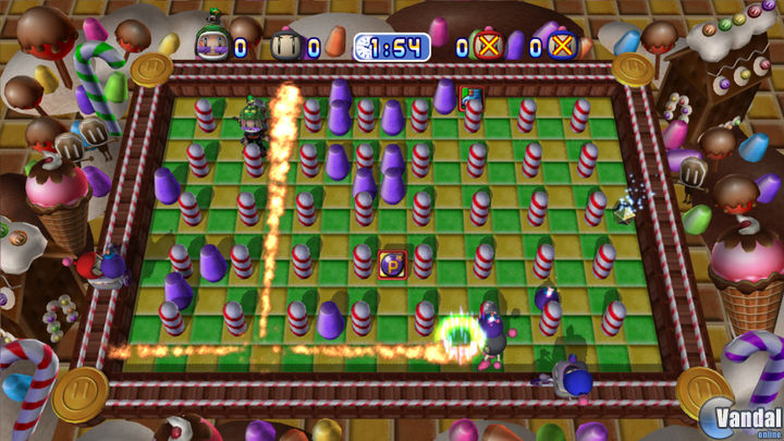 Un nuevo Bomberman llegar a PlayStation 3