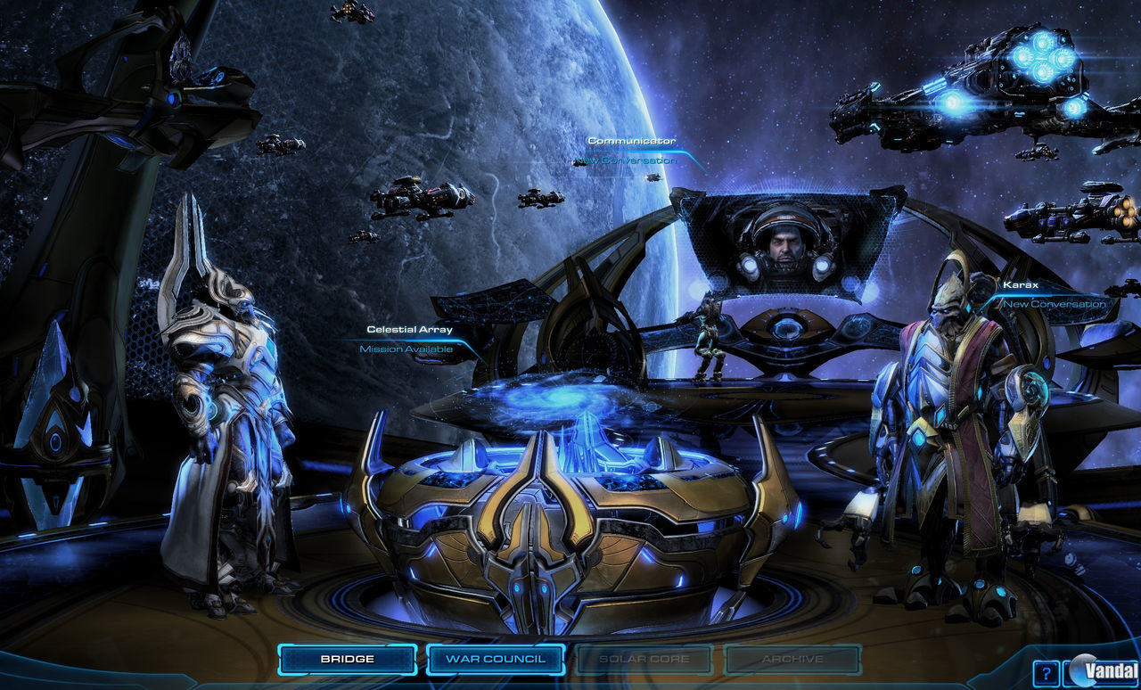 Starcraft 2 legacy of the void release date blizzard