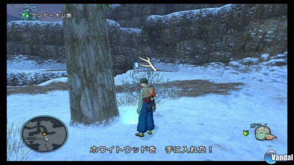 Nuevas im�genes de Dragon Quest X