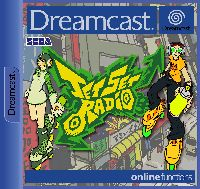 Entrevista Jet Set Radio