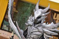 Sorprendentes imgenes de un 'cosplay' de Skyrim