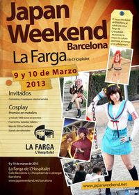 Anunciado el VI Japan Weekend Barcelona 2.0