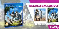 GAME details their incentives to exclusive booking for Horizon: Zero Dawn