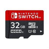Hori anuncia tarjetas microSD oficiales de Nintendo Switch