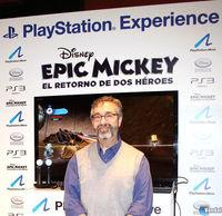 Warren Spector habla sobre Epic Mickey en PlayStation 3