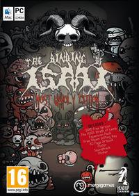 Revelada la versi�n f�sica de The Binding of Isaac