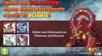 Volcanion will come to Pokémon X/y and Pokémon Ruby Omega & Sapphire Alpha for free