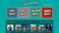 New deals in the PS Store of the united States