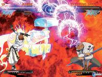 Pantalla Guilty Gear XX Accent Core Plus