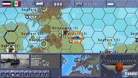 Pantalla MILITARY HISTORY Commander: Europe at War