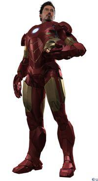 Pantalla Iron Man 2