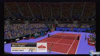Pantalla Virtua Tennis 2009