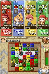 Pantalla Harvest Moon: Frantic Farming