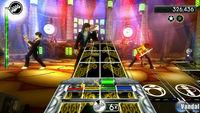 Pantalla Rock Band Unplugged