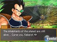 Imagen Dragon Ball Z: Attack of the Saiyans