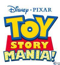 Pantalla Toy Story Mania!