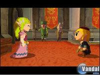 Pantalla The Legend of Zelda: Spirit Tracks