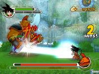 GC: Nuevas im�genes de Dragon Ball: Revenge of King Piccolo