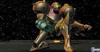 Pantalla Metroid Prime Trilogy