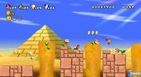 Pantalla New Super Mario Bros. Wii