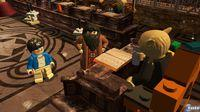 Pantalla LEGO Harry Potter: Years 1-4