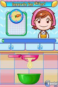 Pantalla Cooking Mama 3