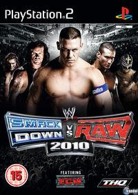 Desvelada la car�tula de WWE Smackdown vs Raw 2010