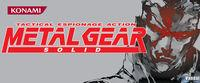 Metal Gear Solid PSN