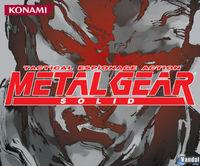 Pantalla Metal Gear Solid PSN