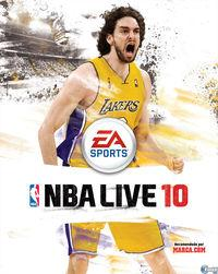 NBA Live 10