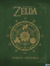 Desvelada la portada occidental de Hyrule Historia